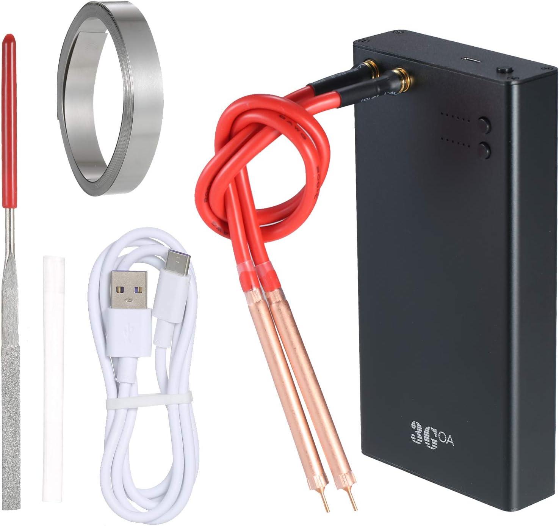 Direct low-pricing sale of manufacturer Spot Welder Portable 6 Gears Machi Adjustable Welding Mini