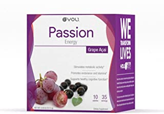Yoli Passion Grape Acai Packets