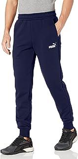 PUMA Men's Essentials Fleece Slim Pants