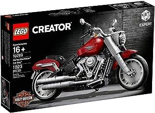 レゴ (LEGO) クリエイター ハーレーダビッドソン ファットボーイ 10269