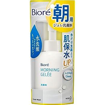 ビオレ 朝用ジュレ洗顔料 アクアフローラルの香り 100ml