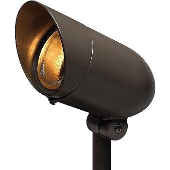 Black WAC Lighting 5012-30BK Led 120V Direct Wire Landscape Accent Light 3000K
