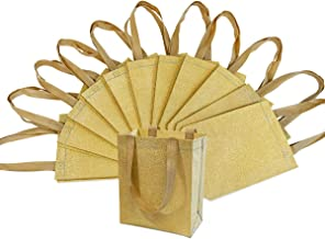 Best gold paper gift bags with handles Reviews