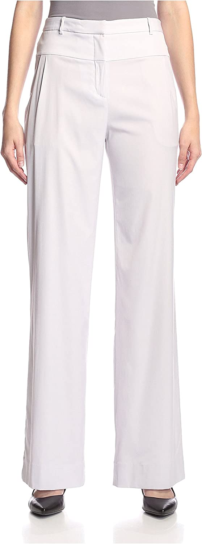 Halston Heritage Women's Wide Leg Pant