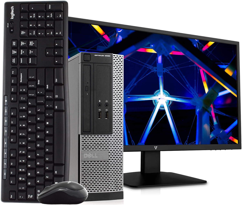 Dell OptiPlex 3020 Small Form Intel PC Regular discount Computer i5-4570 Desktop mart