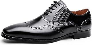 [デザート] (フォクスセンス) Foxsense ビジネスシューズ 紳士靴 革靴 本革 メンズ ウイングチップ 内羽根