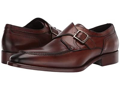 J&M Collection Cormac Monk (Tan) Men