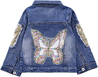 Best denim jacket with flowers Reviews