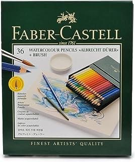 ファーバーカステル アルブレヒト デューラー水彩色鉛筆 36色セット スタジオボックス 117538 [並行輸入品]