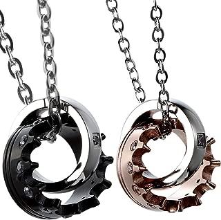Best couple crown necklaces Reviews