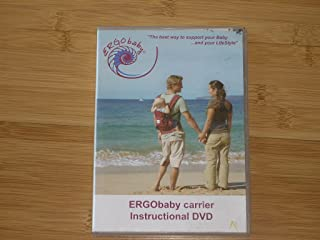 ERGObaby Carrier Instructional Dvd (includes booklet)