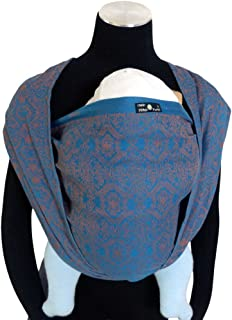 DIDYMOS Woven Wrap Baby Carrier Ludwig (Organic Cotton), Size 5