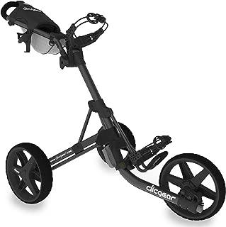 Clicgear 3.5+ - Golf Trolley (Black/Charcoal)