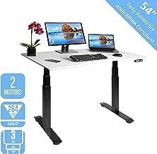 laptop monitor desk setup