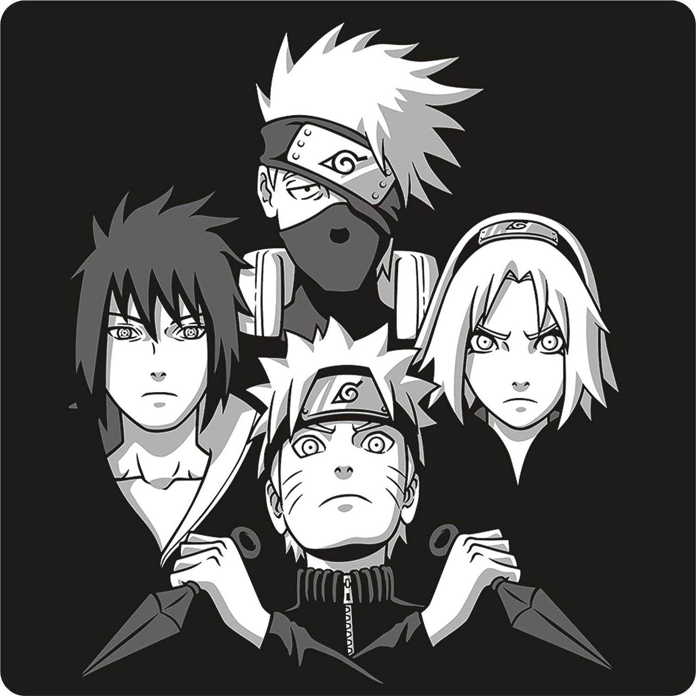 Sudadera de NIÑOS Naruto Manga Anime Shuriken Sasuke Kakashi 027