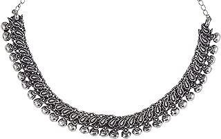 Oxidised Kolhapuri Choker Necklace for Girls and Women 1677