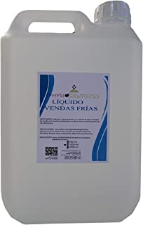 Liquido vendas frias 5000 ml