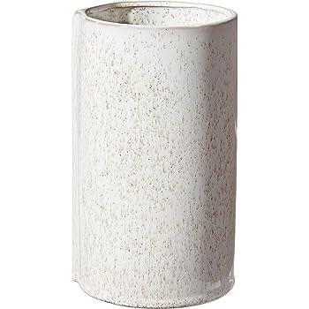 Bloomingville Vase Steingut Rot-Rosa