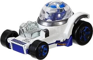 Hot Wheels Star Wars R2-D2 Character Car
