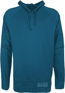 Sweatshirt Shirt Hooded LS 50311133 Blue