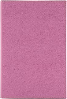 Quo Vadis Scholar #55 Academic Planner, Club Cover, Lilac Grained Leatherette, 12 Months, August 2019 to July 2020, Weekly, 6.25 by 9.38 Inches