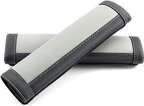 COFIT Juego de 2 Almohadillas para Cinturón de Seguridad Gris