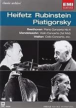 Heifetz / Rubinstein / Piatigorsky