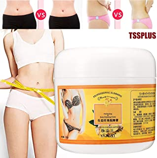 TSSPLUS Ginger Fat Burning Anti-cellulite Full Body Slimming Cream 300g Gel Weight Loss,anti cellulite cream fat burning,f...