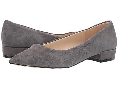 Nine West Fayth Flat (Grey) Women
