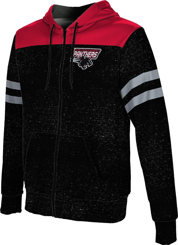 Clark Atlanta University Boys' Zipper Swea Hoodie 2021 spring and summer new Spirit School Bargain