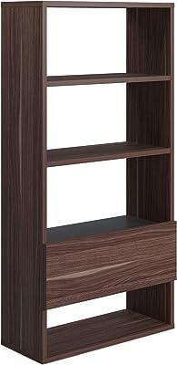 Movian Bros Bookcase-Walnut