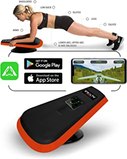STEALTH Core Trainer – Dynamic Core & Full Body Workout While Playing Games;..