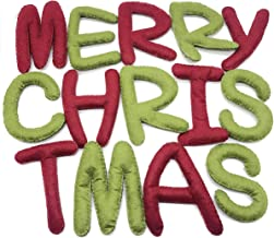 Wool Felt Merry Christmas Letters Photography Backdrops Props Infant Newborn Baby Photo Shoot Xmas Props