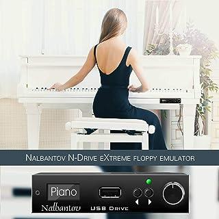 Nalbantov N-Drive eXtreme un emulador de disquetera USB para Casio Celviano AL-100R / AL-150R