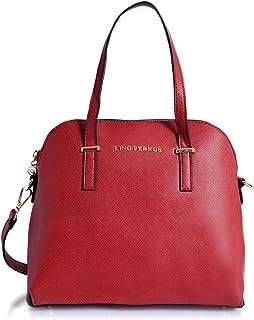 Lino Perros AW17 Women's Handbag (Red)