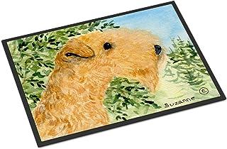 Caroline's Treasures SS8888MAT Lakeland Terrier Indoor Outdoor Mat 18x27 Doormat, 18H X 27W, Multicolor