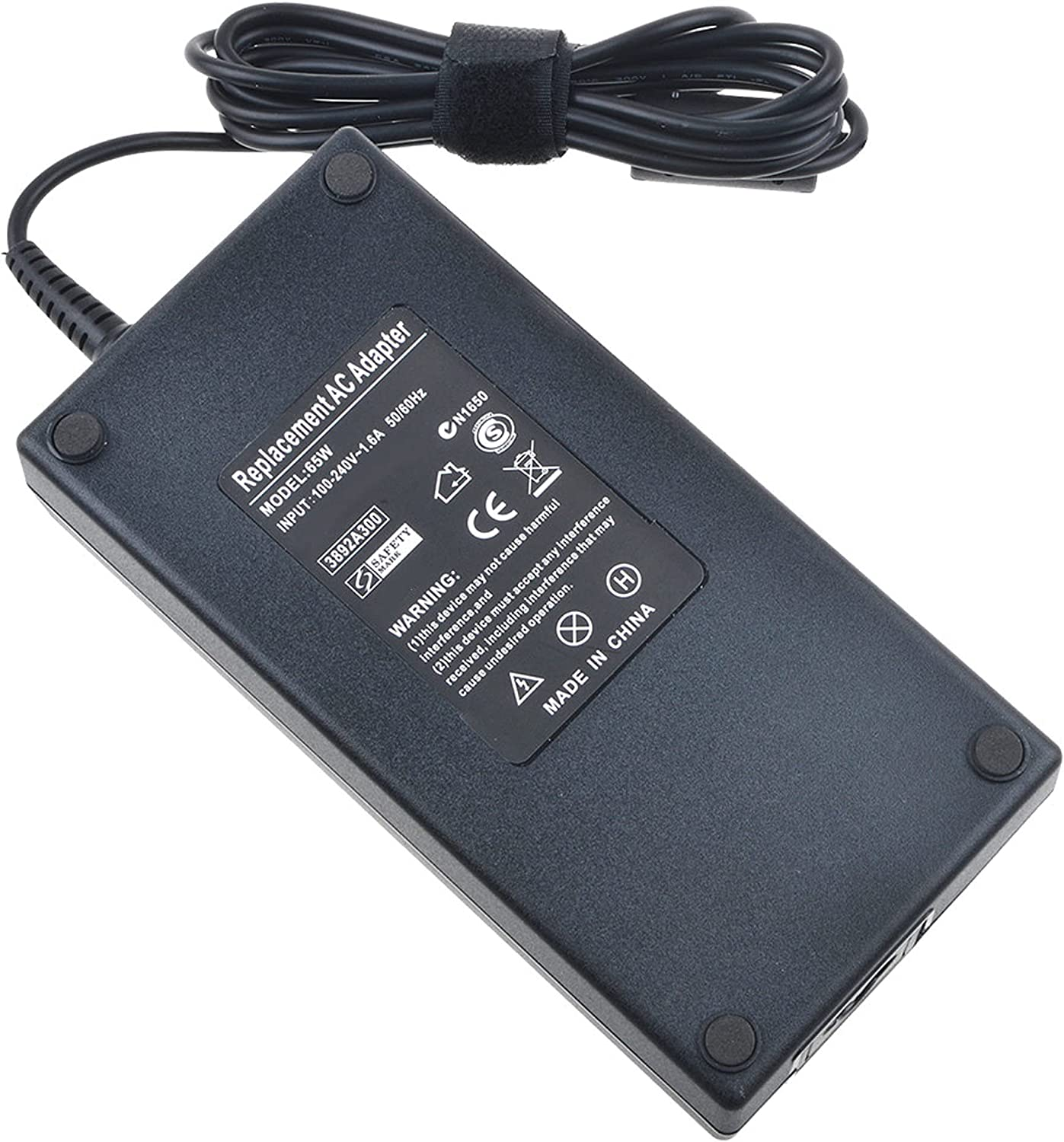 Digipartspower AC/DC Adapter for Acer Aspire Z1620 Z1620-UR31P All in One AIO Desktop PC Power Supply Cord Cable PS Charger Input: 100-240 VAC 50/60Hz Worldwide Voltage Use Mains PSU