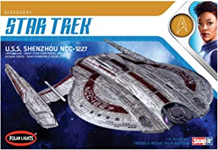 Star Trek U.S.S. Shenzhou NCC-1227 Plastic Model Snap Kit