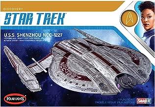 Star Trek U.S.S. Shenzhou NCC-1227 Plastic Model Snap Kit
