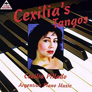 Cexilia's Tangos Argentine Piano Music