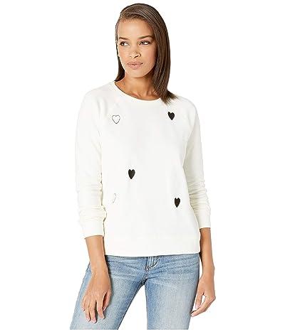 BB Dakota Skip A Beat Sweatshirt (Ivory) Women