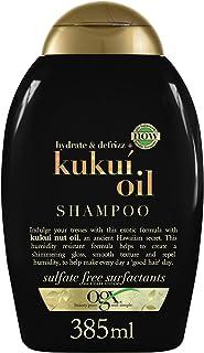 OGX Shampoo, Olio di Kukui, per Capelli Crespi 385 ml