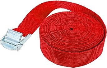 Duurzaam 5m x 25mm auto span touw tas down riem sterke ratel riem bagage tas lading sjorren met touwspanner metalen gesp s...