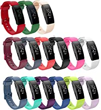 Sponsored Ad - aczer-Y Replacement Band for Fitbit Inspire 2, Inspire, Inspire HR, Ace 2 Sport Accessories Watchbands, 15 ... photo