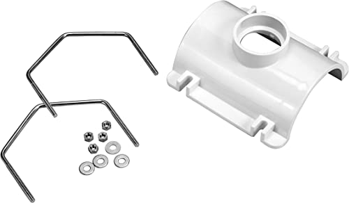 wholesale Oatey outlet online sale 43789 PVC Saddle Tee online sale Kit, 3-Inch x 2-Inch outlet sale