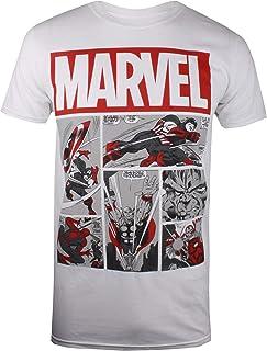 Marvel Heroes Comics Camiseta para Hombre