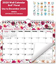 Best 2019 mini wall calendar Reviews