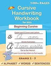 Best cursive handwriting for kids Reviews