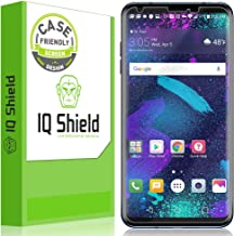 IQ Shield Screen Protector Compatible with LG V35 ThinQ (2-Pack)(Case Friendly) Anti-Bubble Clear Film