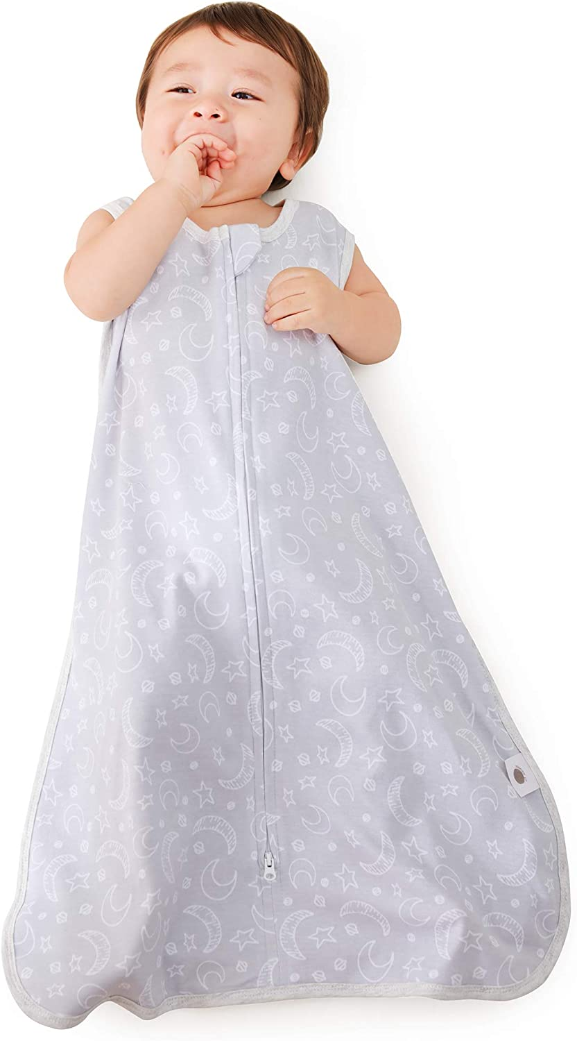 MioRico Organic Cotton Reservation Baby Sleep 12-18 National products 2-Way Months Zippe Sack